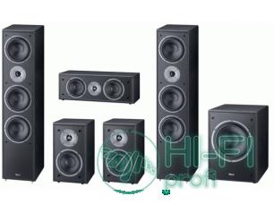 Комплект акустики 5.1 Magnat Monitor Supreme 1002 + сабвуфер Supreme Sub 202A bl..