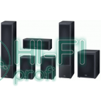 Комплект акустики 5.1 Magnat Monitor Supreme 1002 + сабвуфер Supreme Sub 202A black фото 3