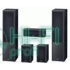 Комплект акустики 5.0 Magnat Monitor Supreme 802 set (802/102/252) black фото 3