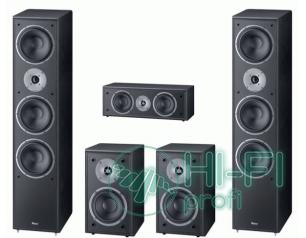 Комплект акустики 5.0 Magnat Monitor Supreme 1002 set (1002/102/252) black