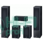 Комплект акустики 5.0 Magnat Monitor Supreme 1002 set (1002/102/252) black фото 3