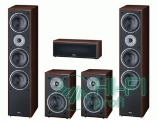 Комплект акустики 5.0 Magnat Monitor Supreme 1002 set (1002/102/252) mocca