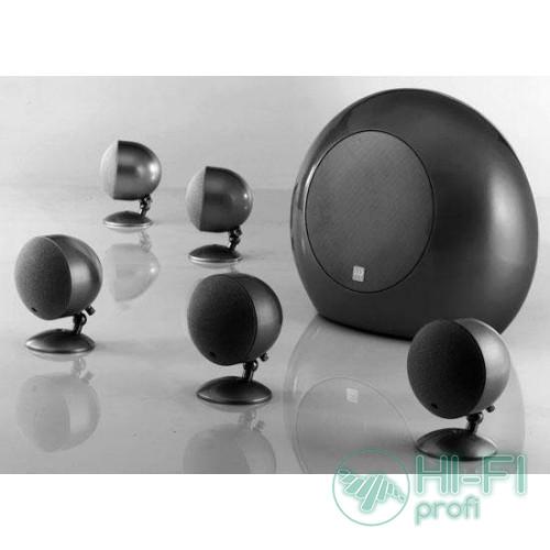 Комплект акустики Morel SoundSpot MT-1 Piano Black