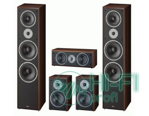 Комплект акустики 5.0 Magnat Monitor Supreme 2002 set (2002/202/252) mocca