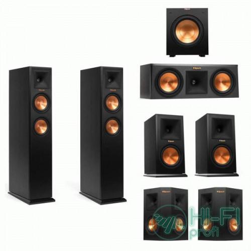 Комплект акустики 7.1 KLIPSCH Premiere RP-260 set 2