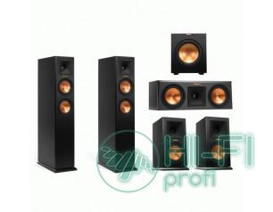 Комплект акустики 5.1 KLIPSCH Premiere RP-250 set + сабвуфер R-10SW