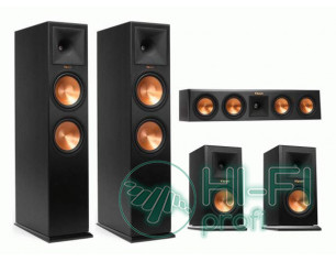 Комплект акустики 5.0 KLIPSCH Premiere RP-280 set