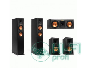 Комплект акустики 5.0 KLIPSCH Premiere RP-250 set