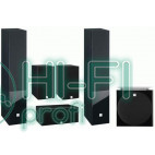 Комплект акустики 5.1 Dali Opticon 6 set + сабвуфер Dali SUB E-12F Black фото 2