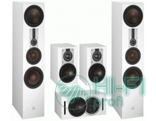 Комплект акустики 5.0 Dali Opticon 8 set White