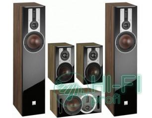 Комплект акустики 5.0 Dali Opticon 5 set Walnut