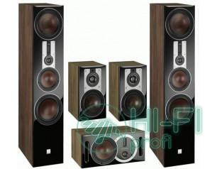 Комплект акустики 5.0 Dali Opticon 8 set Walnut