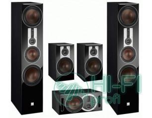 Комплект акустики 5.0 Dali Opticon 8 set Black