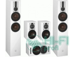 Комплект акустики 5.0 Dali Opticon 6 set White