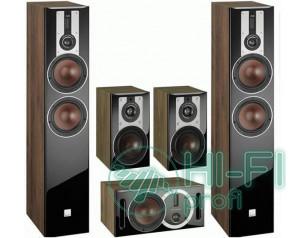 Комплект акустики 5.0 Dali Opticon 6 set Walnut