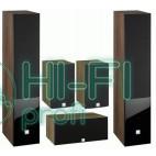 Комплект акустики 5.0 Dali Opticon 6 set Walnut фото 2