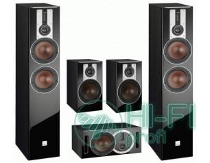 Комплект акустики 5.0 Dali Opticon 6 set Black