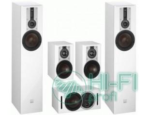 Комплект акустики 5.0 Dali Opticon 5 set White