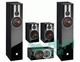 Комплект акустики 5.0 Dali Opticon 5 set Black