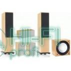 Комплект акустики 5.1 Monitor Audio Silver 8 + сабвуфер Silver W12 Natural Oak фото 2