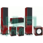 Комплект акустики 5.1 Monitor Audio Silver 6 + сабвуфер Silver W12 Rosemah фото 2
