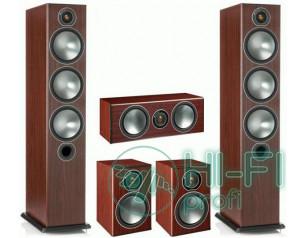 Комплект акустики 5.0 Monitor Audio Bronze 6 set rosemah