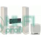 Комплект акустики 5.1 Monitor Audio Bronze 6 + сабвуфер Bronze W10 white фото 2