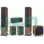 Комплект акустики 5.1 Monitor Audio Bronze 6 + сабвуфер Bronze W10 walnut фото 2