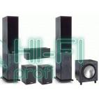 Комплект акустики 5.1 Monitor Audio Bronze 5 + сабвуфер Bronze W10 black фото 2