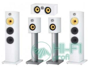 Комплект акустики 5.0 B&W CM9 S2 set White