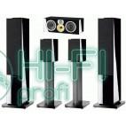 Комплект акустики 5.0 B&W CM8 S2 Set Gloss Black фото 2
