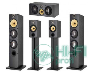 Комплект акустики 5.0 B&W 683 S2 Set