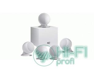 Комплект акустики Cabasse Alcyone 2 5.1 system Glossy White