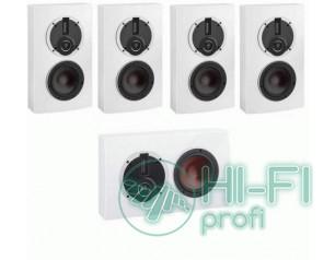 Комплект акустики 5.0 Dali Opticon LCR White