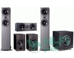 Комплект акустики Cambridge Audio SX 5.1 black
