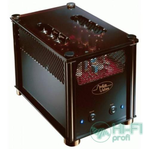 Усилитель мощности AudioValve Challenger 150 black/gold