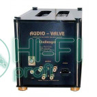 Усилитель мощности AudioValve Challenger 150 black/gold фото 3
