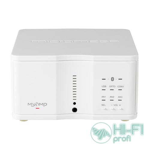Интегральный усилитель Micromega MyAmp White