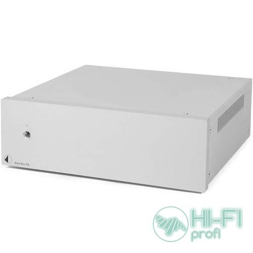 Усилитель мощности Pro-Ject AMP BOX RS SILVER