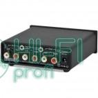 Предварительный усилитель Pro-Ject PRE BOX S BLACK фото 3