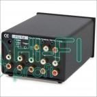 Предварительный усилитель Pro-Ject PRE BOX DS SILVER фото 2