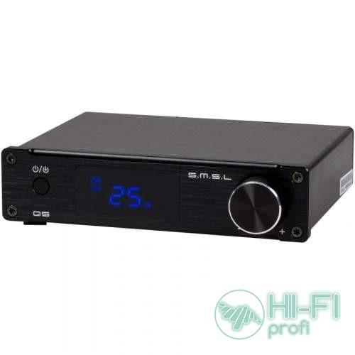 Интегральный усилитель S.M.S.L Q5 Pro Black