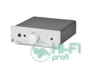 Интегральный усилитель Pro-Ject STEREO BOX S SILVER