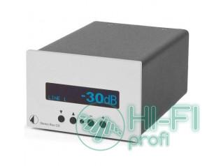Интегральный усилитель Pro-Ject STEREO BOX DS SILVER