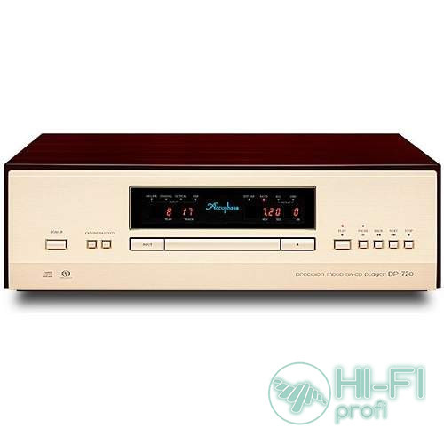 CD плеер Accuphase DP-720