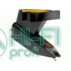 Проигрыватель винила PRO-JECT Debut Carbon (OM10) Yellow фото 6
