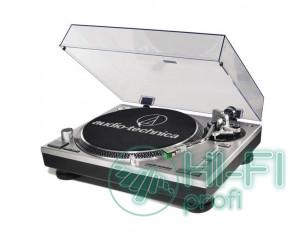 Програвач вінілу Audio-Technica AT-LP120XUSB Silver