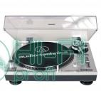 Програвач вінілу Audio-Technica AT-LP120XUSB Silver фото 3