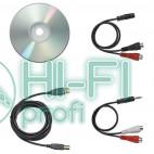 Програвач вінілу Audio-Technica AT-LP120XUSB Silver фото 7