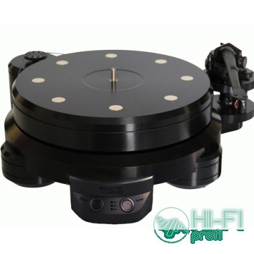 Програвач вінілу Acoustic Signature Reference Series – STORM MK II Чорний анодований